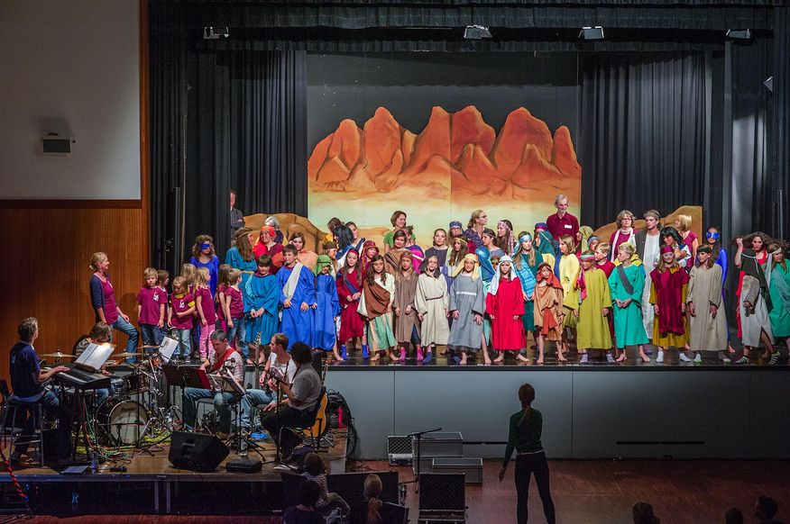 Moses Musical